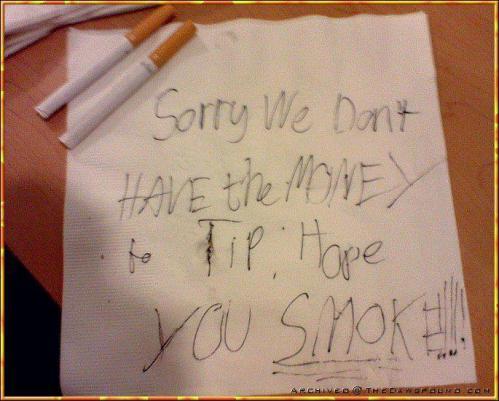Waiters Tip 2