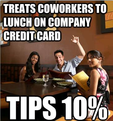 Waiters Tip  5