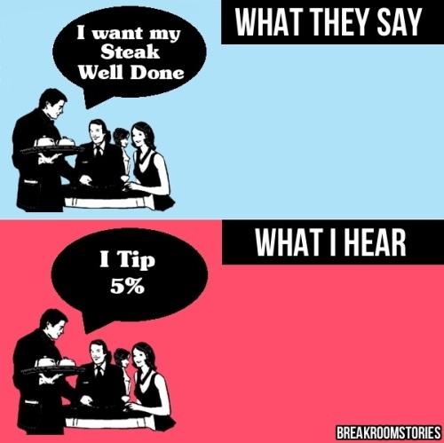 Food Service Memes